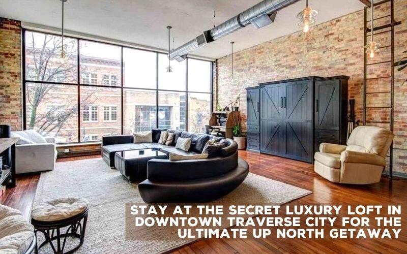 Secret Downtown TC Loft 1
