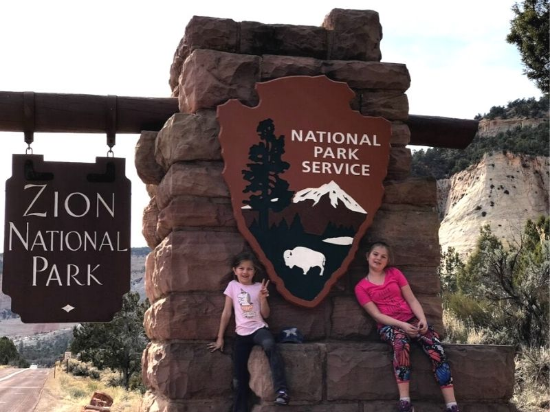 4th graders get in free national parks