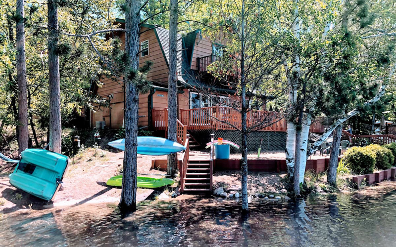 Little Bear Lake Hideaway 1