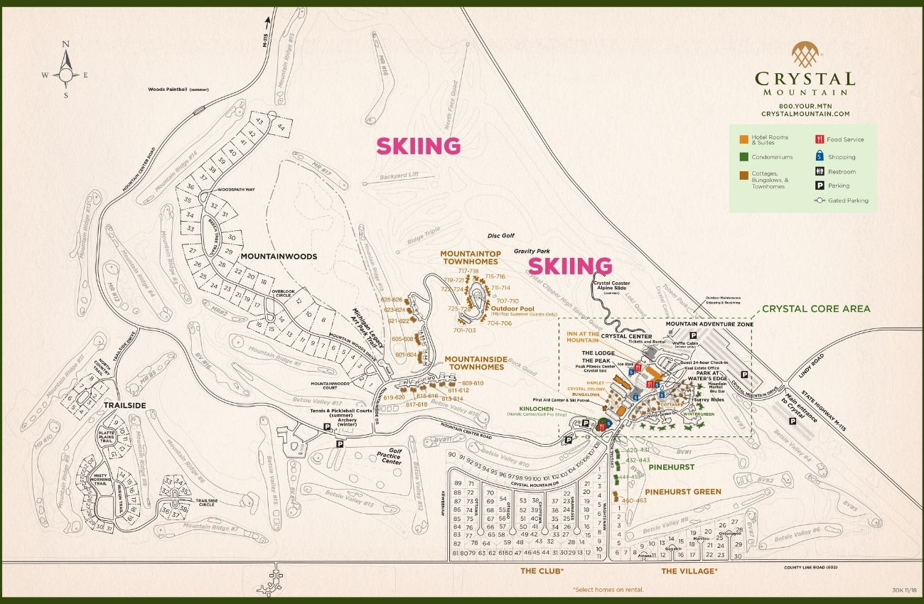 crystal mountain map 1