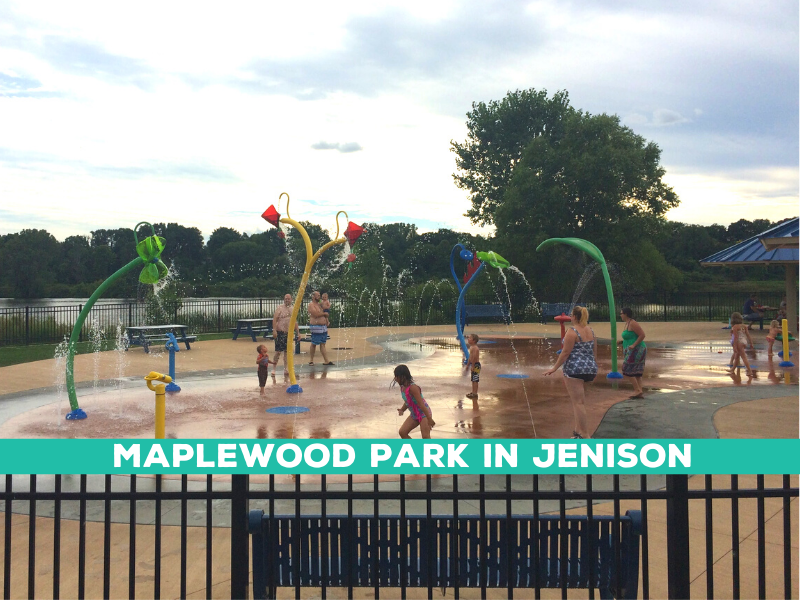 maplewood Park in Jenison