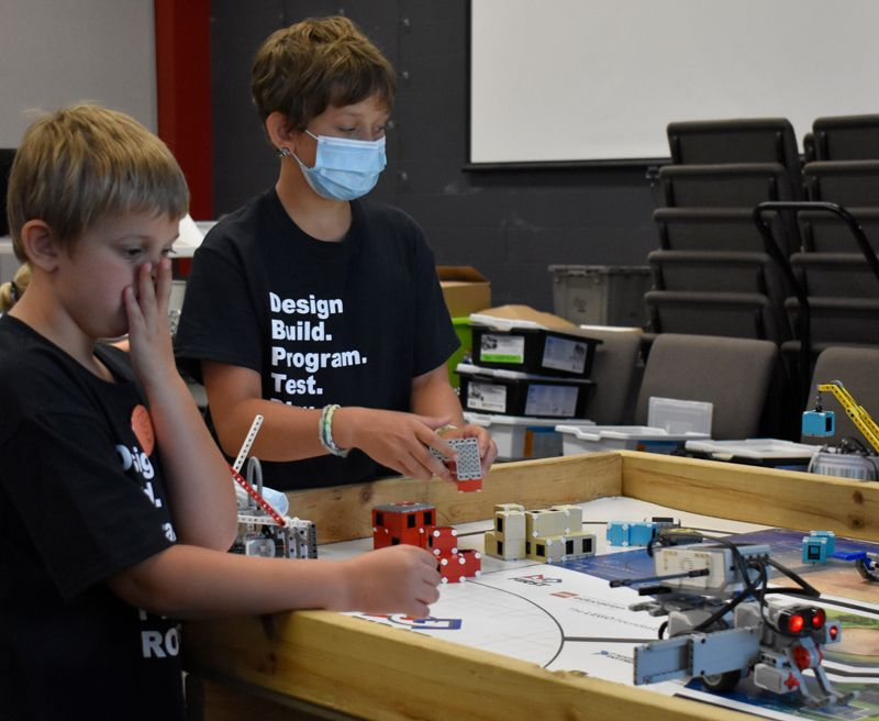 Robotics and Science Summer Camp 2021