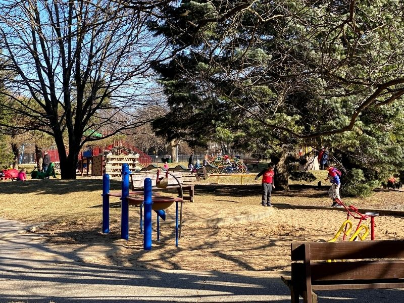 ada township park playground 1