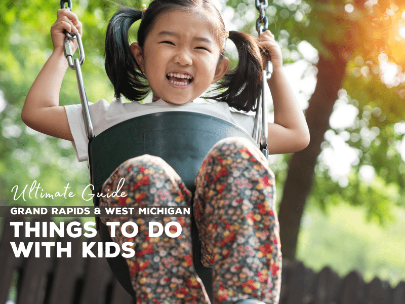 things to do with kids near me - grand rapids west michigan