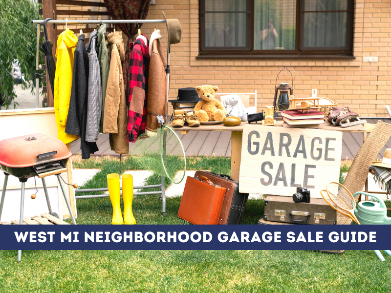 Grand Rapids Garage Sale Guide