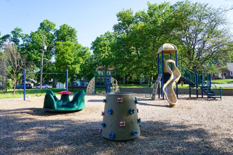 Use only for Alger Park playground
