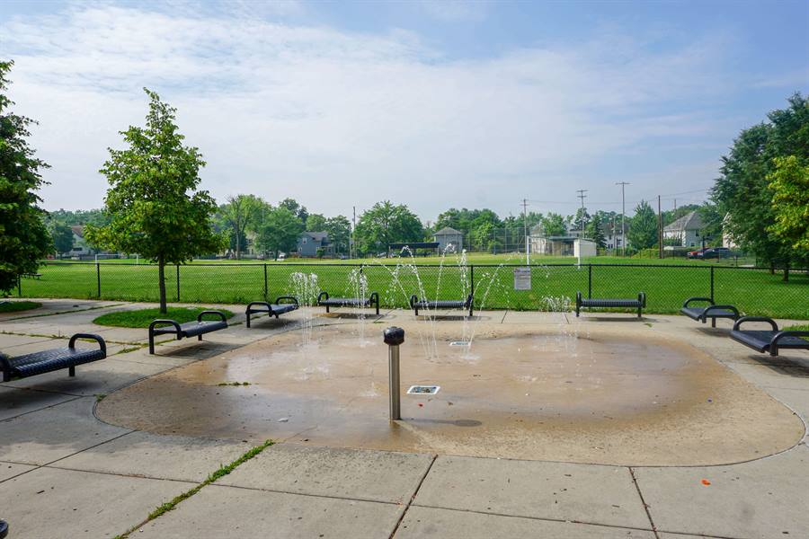 Use only for Gerald R Ford Academic Center Splash Pad