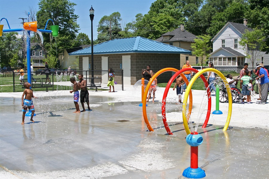 Use only for Joe Taylor Park Splash Pad