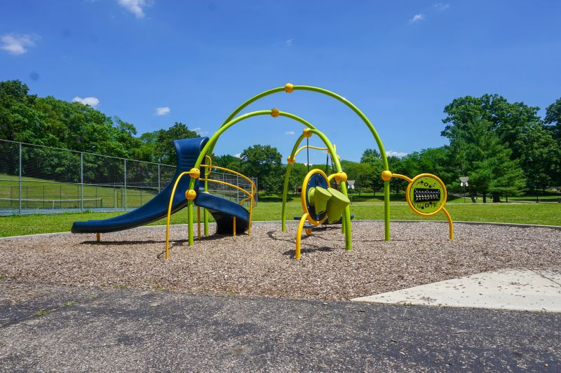 Use only for Mulick Park playground