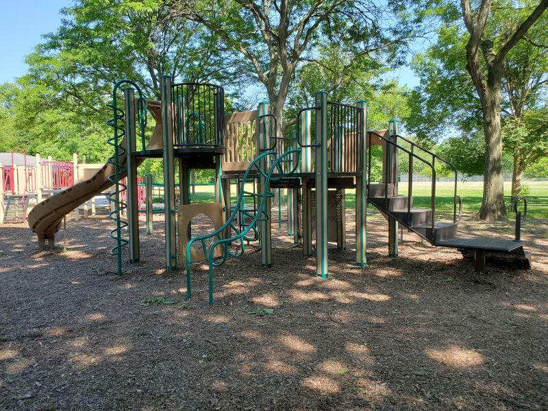 Use only for Wilcox Park playground
