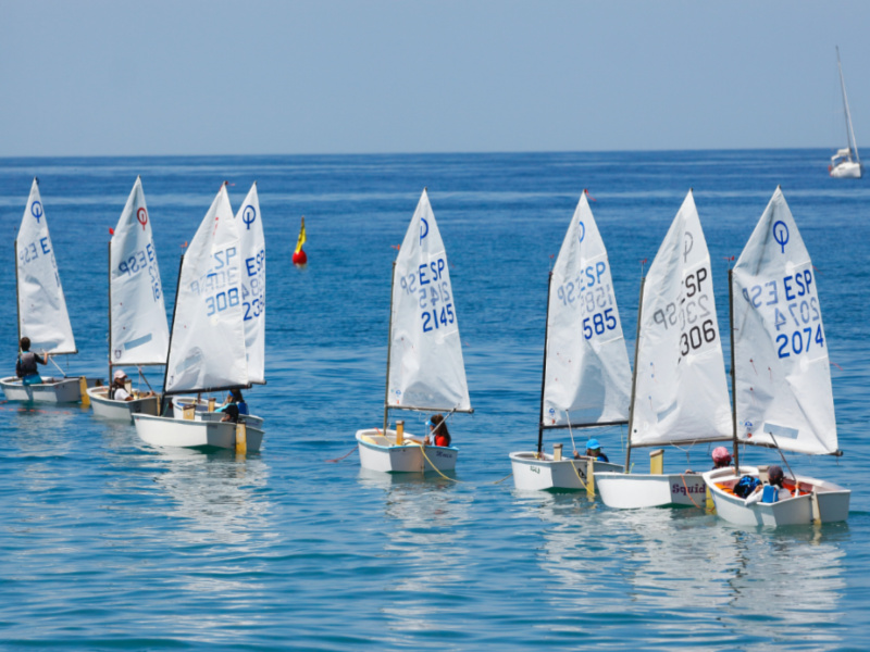 MYC Sailing School Summer Camp 2021