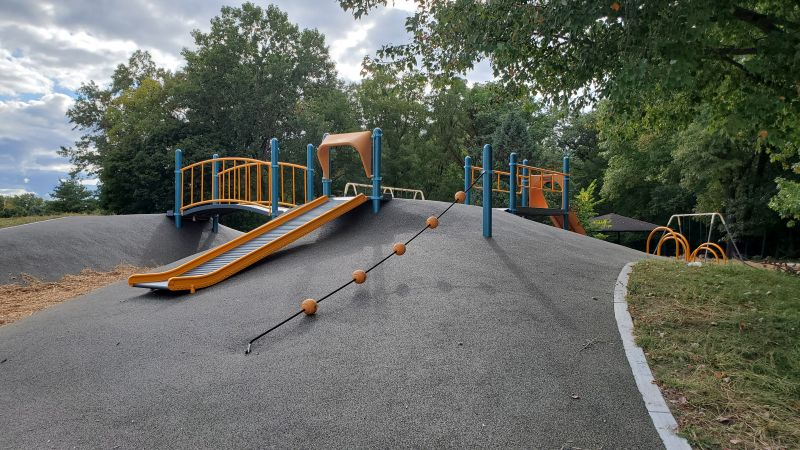 Use only for MacKay Jaycees Park playground