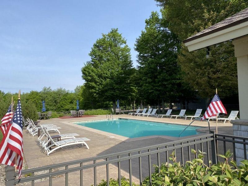 Indigo Bluffs RV Resort Pool