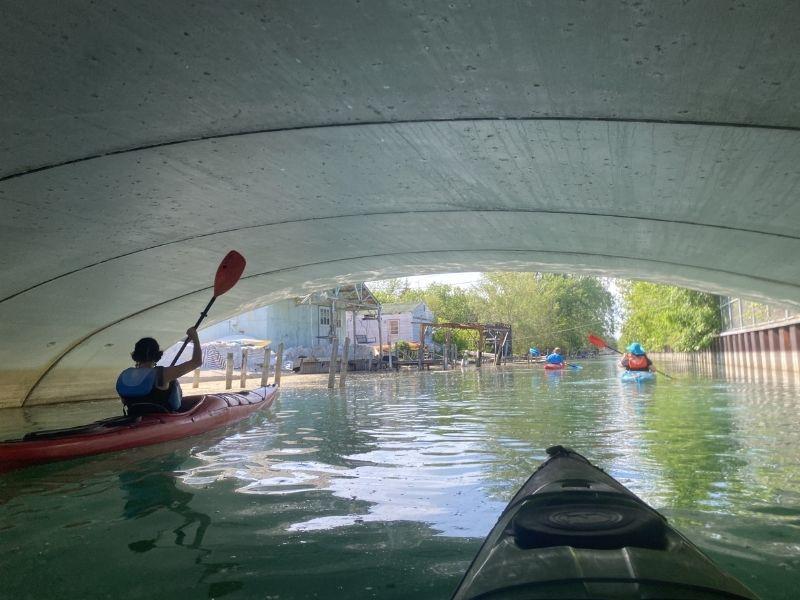 kayak canals in detroit mi