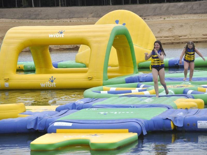 lake arvesta farms wibit water aqua course