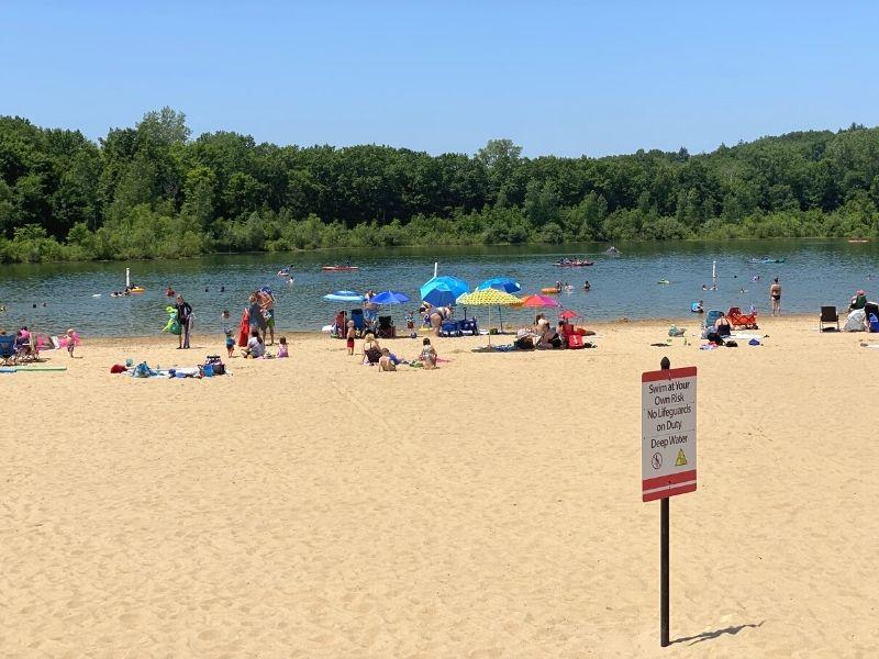 millennium park beach 1