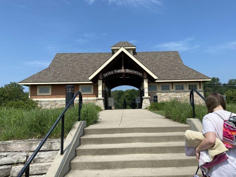 millennium park boathouse