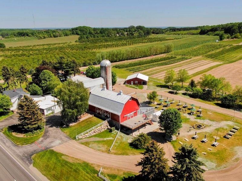 Jacobs Farm Traverse City 1