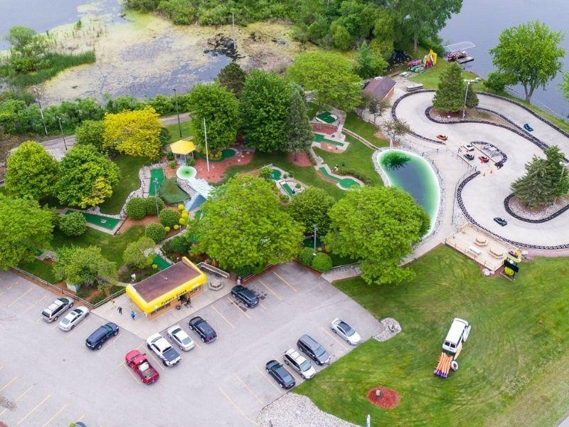 Putters Creek Mini Golf and Go Karts