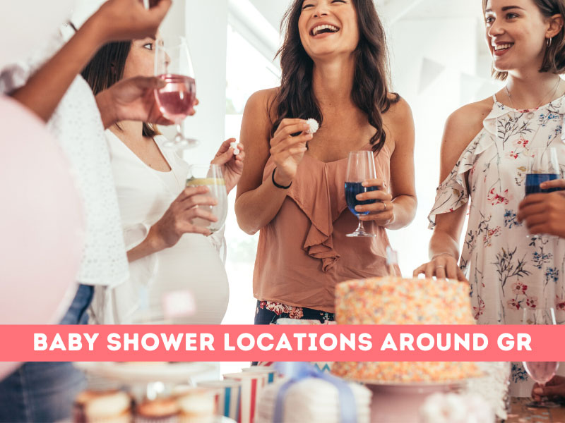 baby shower locations