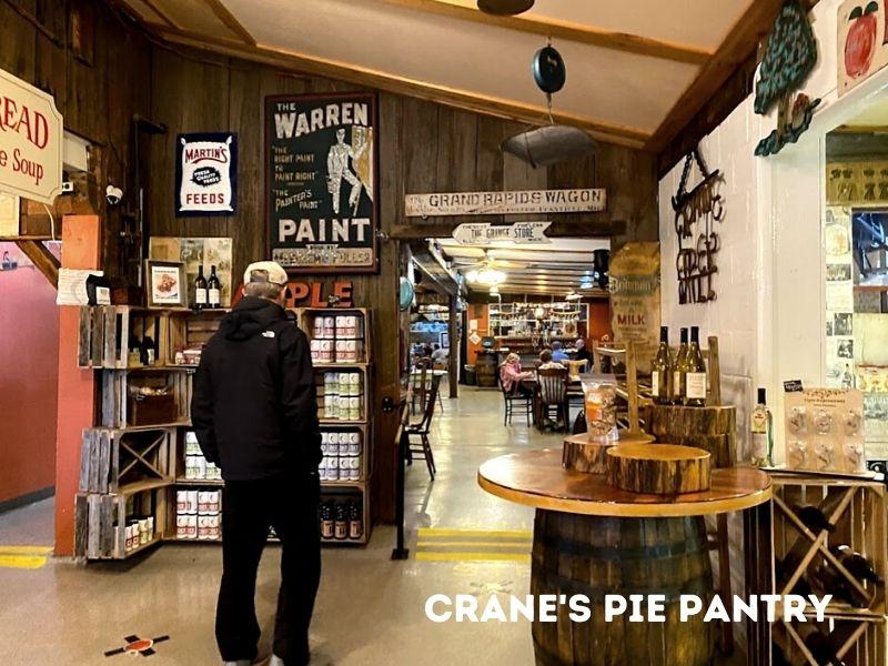 Cranes Pie Pantry