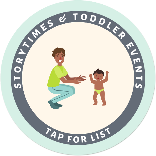 toddler events button